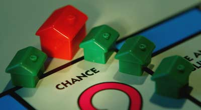 Buying a business: A risky game of chance