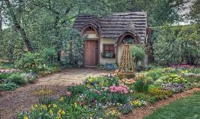 My perfect home! There I am, writing away!